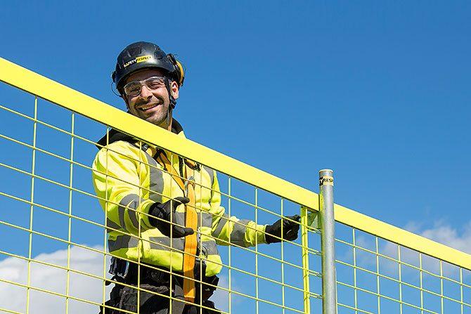 installation safetyrespect 7304c 670x447 - Safetyrespect inşaat güvenlik sistemleri