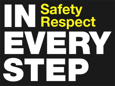 SafetyRespect - In every step
