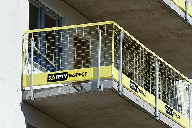 Güvenlik bariyerleri, TS EN 13374, kenar koruma ürünleri