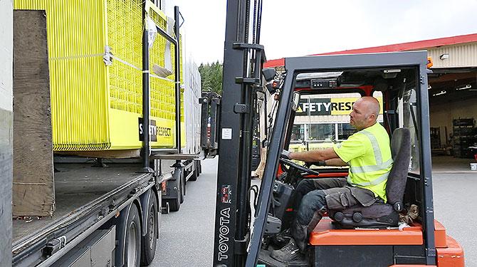 Logistik kenar koruma